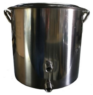8 Gallon Stainless Steel Homebrew Kettle Pot