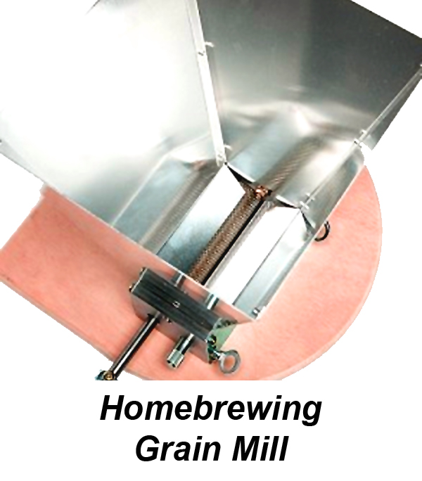 Homebrewing Grain Mill Coupon
