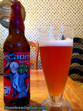 Ska Brewing Decadent Imperial IPA