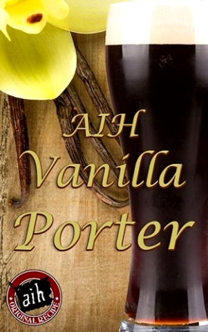 Vanilla Porter Home Beer Making Kit