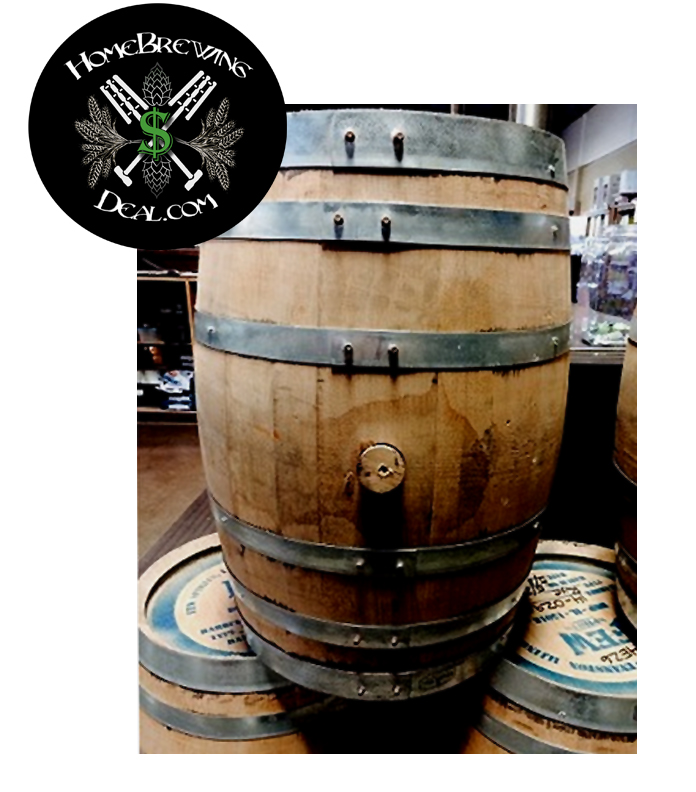 15 gallon whiskey homebrewing barrels on sale at adventures in homebrewing
