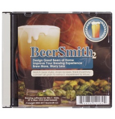 Beer Smith Homebrewing Software