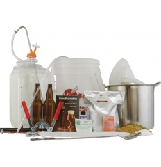 Deluxe Home Beermaking Kit