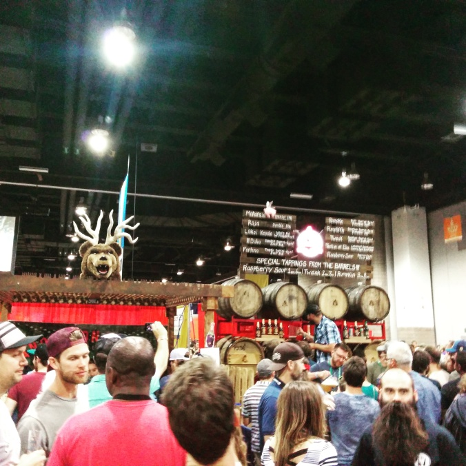 Great American Beer Festival 2015 Avery Brewing