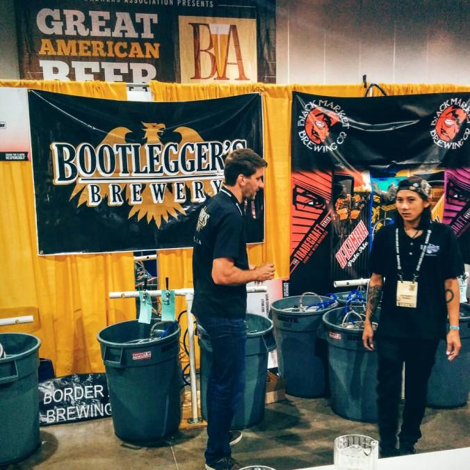 Great American Beer Festival 2015 Bootleggers Brewery