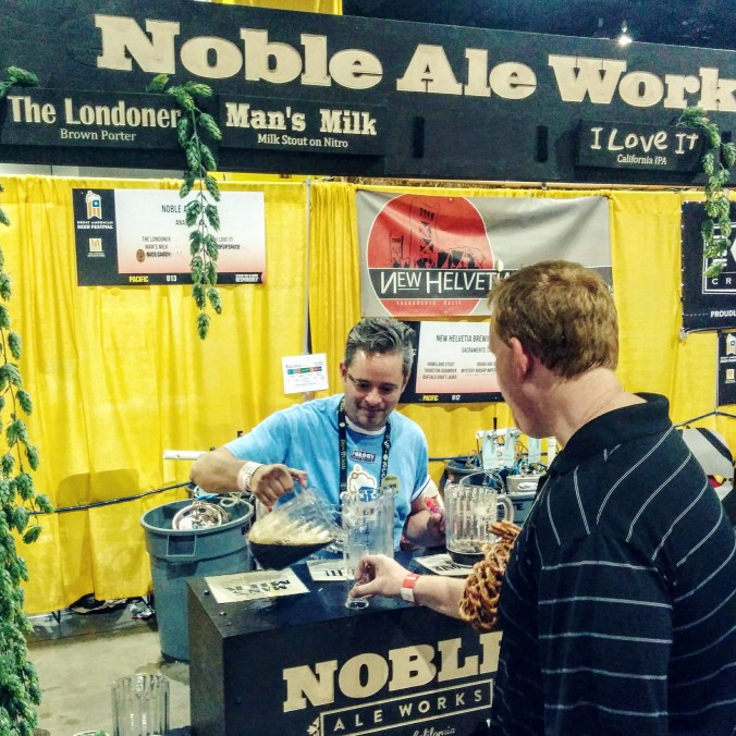 Noble Ale Works Great American Beer Festival