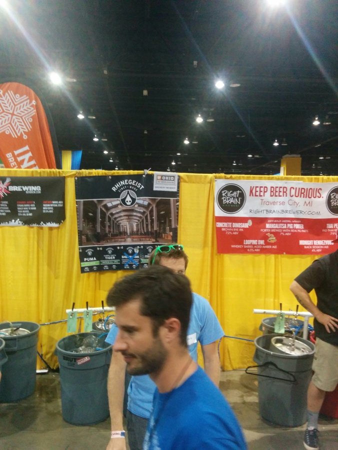 Great American Beer Festival 2015 Photos