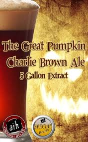 Great Pumpkin Ale Beer Ingredient Kit Promo Code