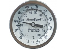 Homebrew Dial Thermometer