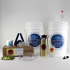 Honey Ale Homebrewing Kit