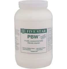 PBW Cleaner for homebrewing and winemaking