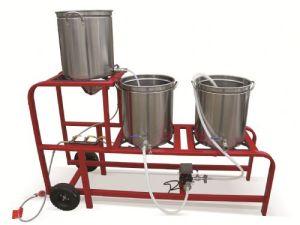 Ruby Street Brewing Rig