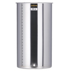 Stainless Steel Variable Volume Tank for Winemaking
