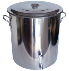 Stainless Steel 14 Gallon Brewing Kettle