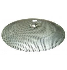 Stainless Steel Domed False Bottom for Homebrewing