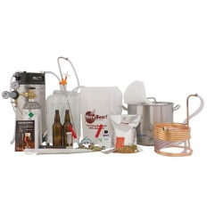Super Deluxe Home Brewery Kit