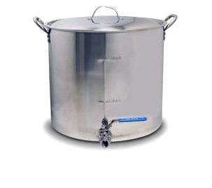 10 Gallon Polar Ware Homebrewing Kettle