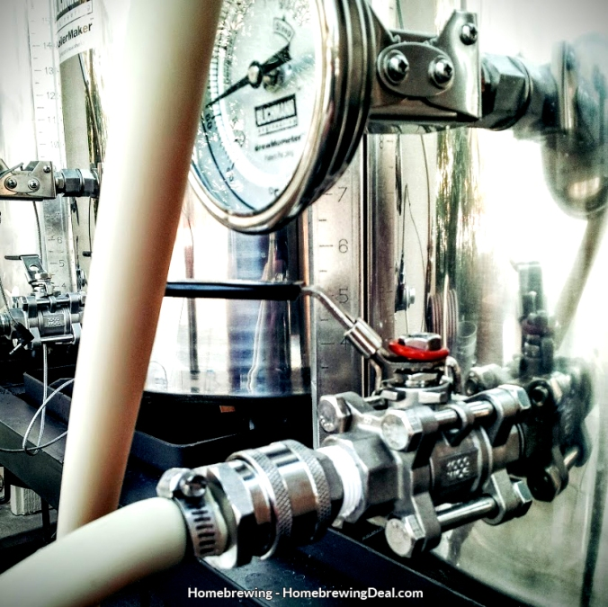 Stainless Steel Homebrewing Brew Kettles
