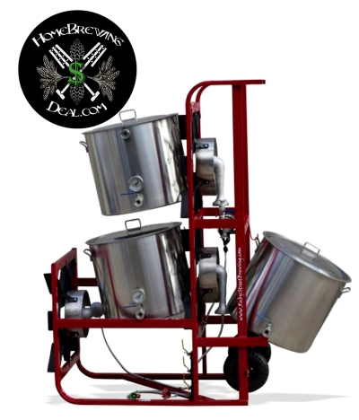 Ruby Street Brewing Rigs and Homebrewing Stand Coupon Codes