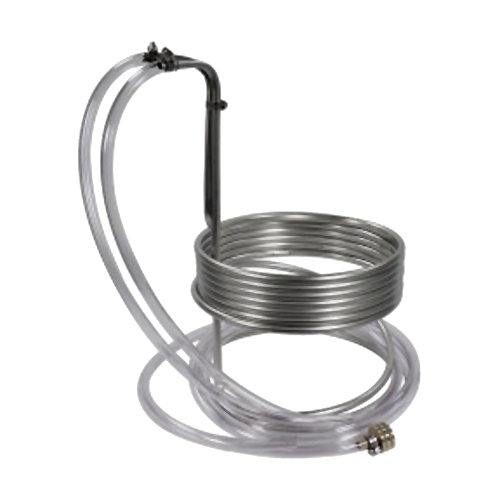 Stainless Steel Homebrew Wort Chiller