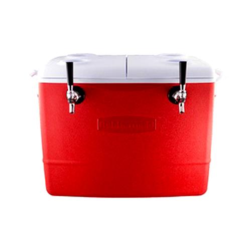 2 Tap Draft Beer Jockey Box