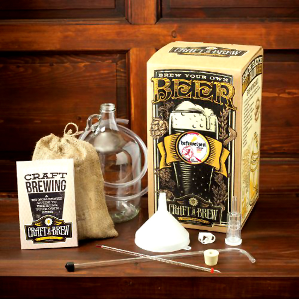 Homebrewing Beer Brewing Starter Kit