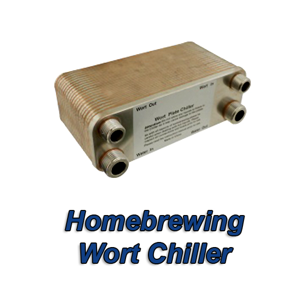 Homebrewing Plate Wort Chiller Promo Code
