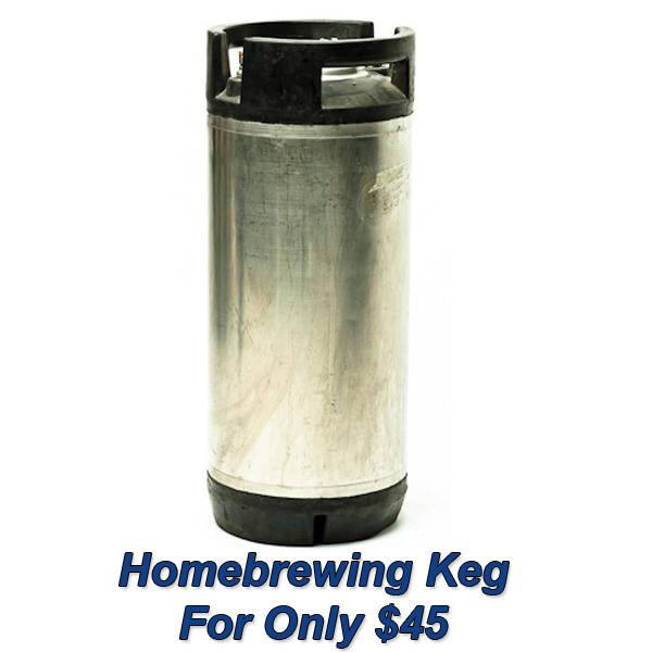 Homebrewing Keg Sale