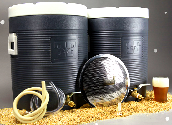 Get A $35 Gift Card When You Buy An Essential All Grain Brewing Starter Kit