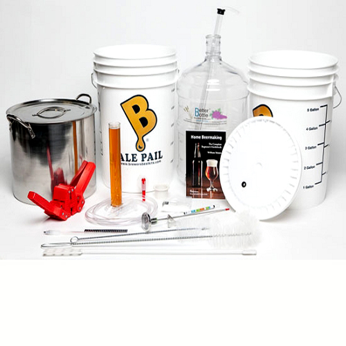Beer Brewing Starter Kits