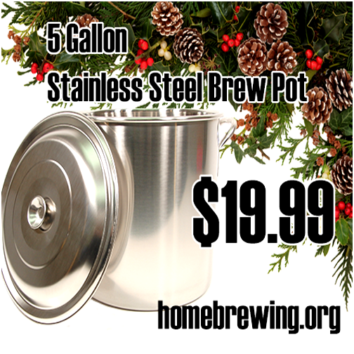 Home Brewing Kettle Sale
