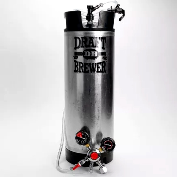$99 For A Basic Home Brewing Keg System