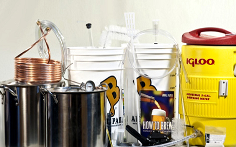 Save 10 15 On Home Brewing Equipment Kits And Get A Free
