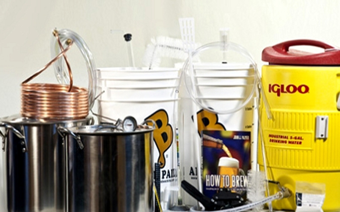 Save 10-15% On Home Brewing Equipment Kits and Get A FREE Beer Recipe Kit
