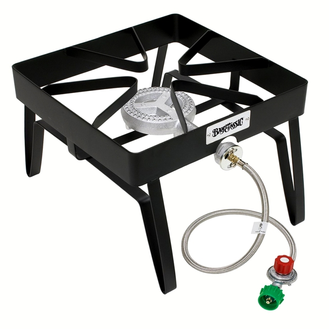 Home Brewing Burner & Stand