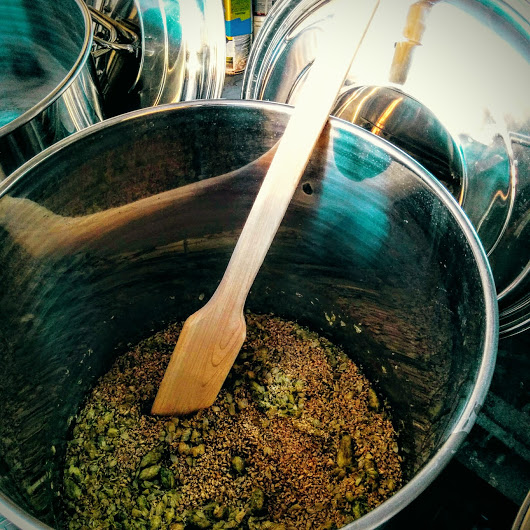 Home Brewing Mash Paddles