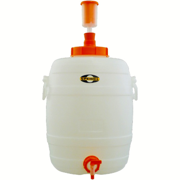 Speidel 8 Gallon Plastic Fermenter