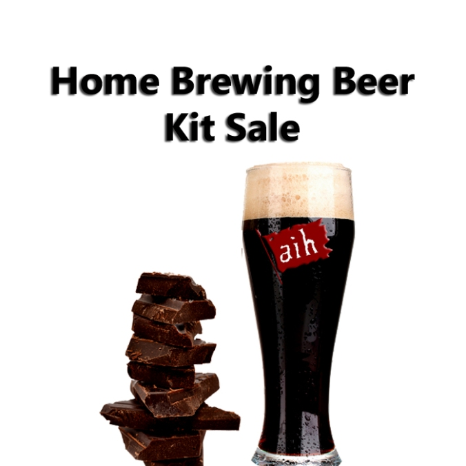 Homebrewing Beer Kit Sale