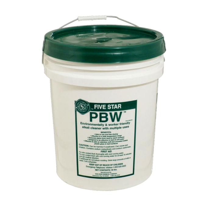 $179 For A 50 LBS Container of PBW