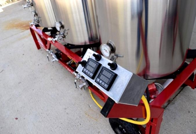 Digital Home Brewing System