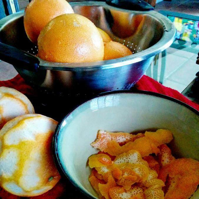 Grapefruit Scupline Recipe