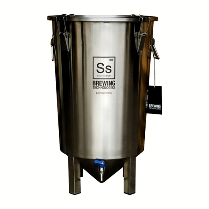 Stainless Steel Brew Bucket for $195