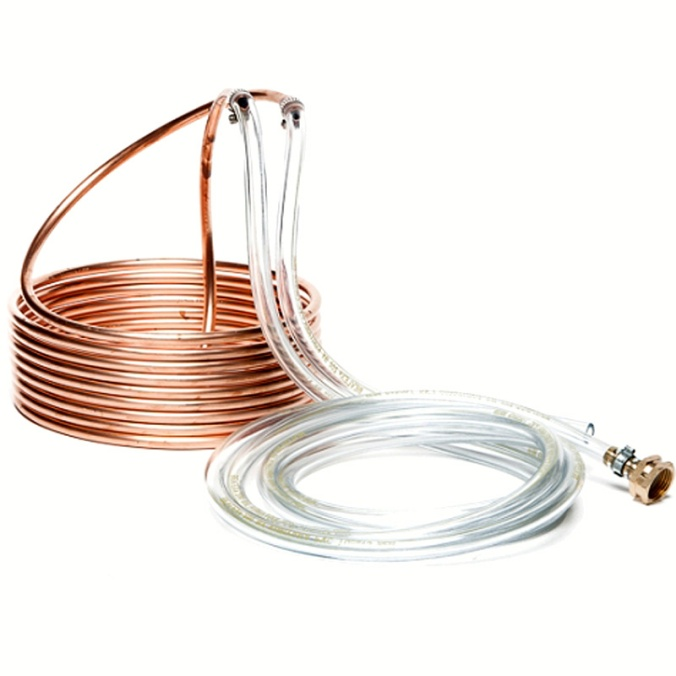 Best Price on a Home Brewing Wort Chiller