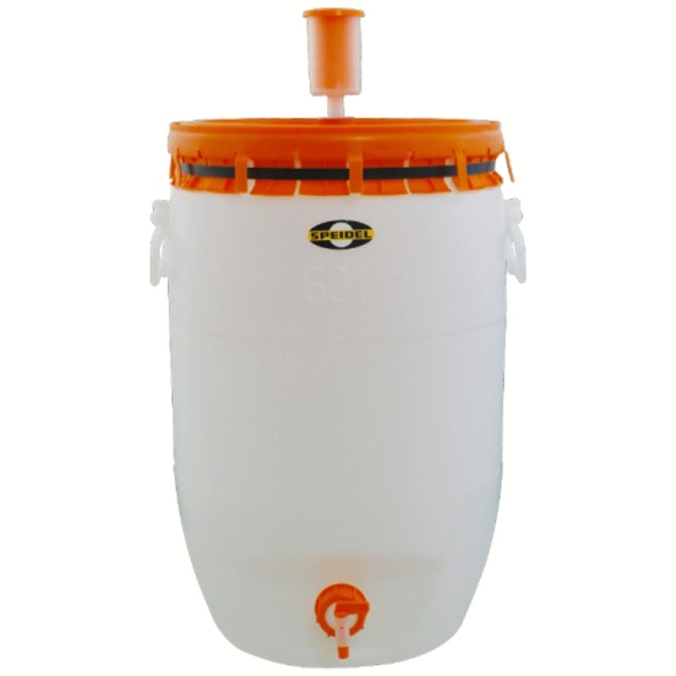 $76 Speidel 16 Gallon Plastic Fermenter