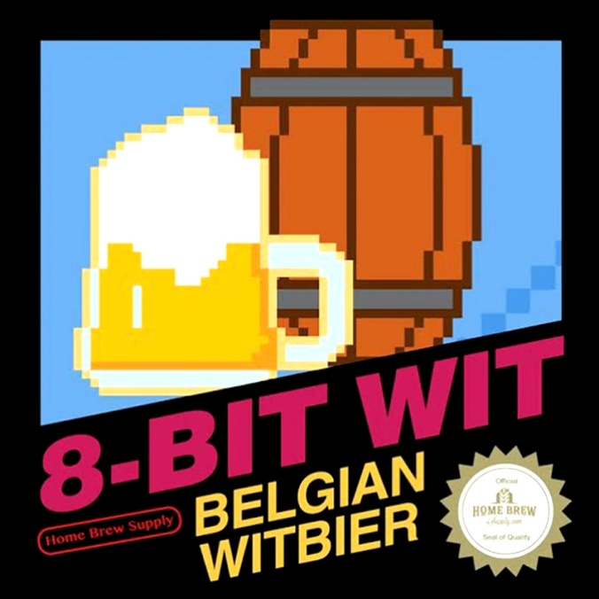 5 Gallon Belgian Witbier Beer Kit for $17.95