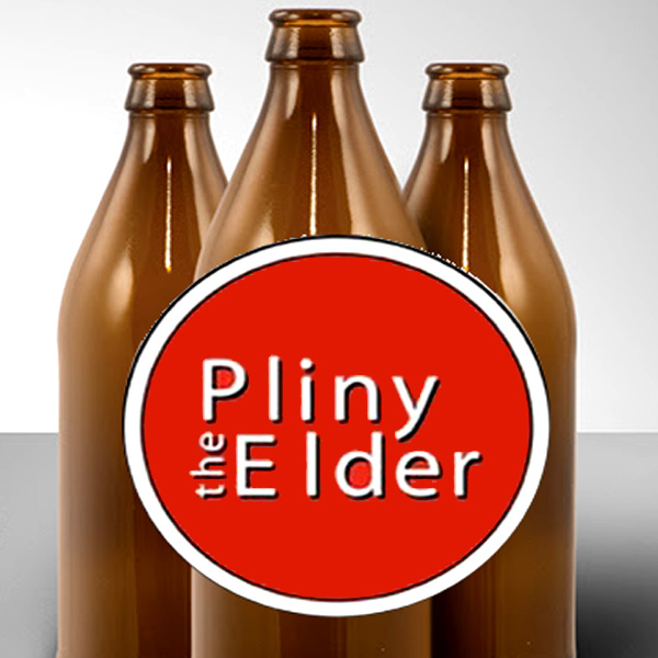 Buy a Pliny the Elder Beer Kit and get Pliny Bottles For 50% Off