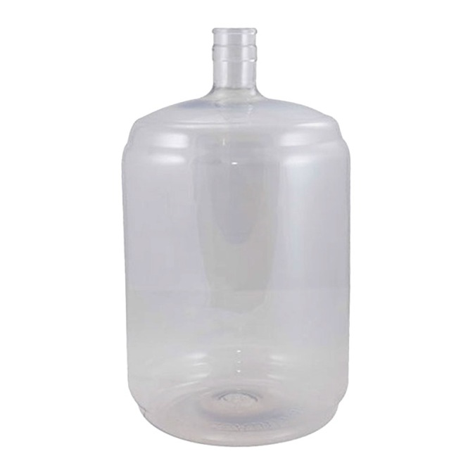 6 Gallon Plastic Carboy for $19