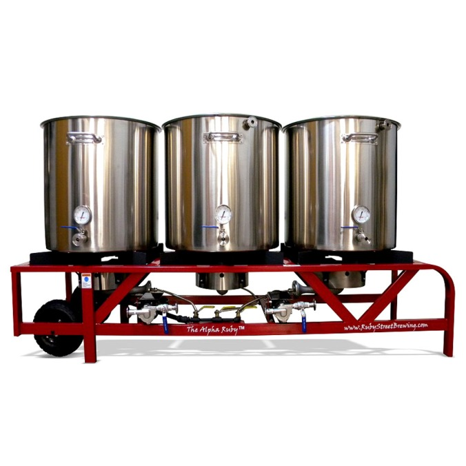 Ruby Street Brewing System Promo Code