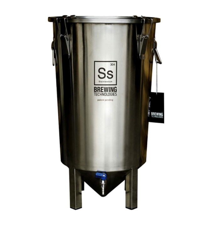 Stainless Steel Home Brewing Fermenter For $195