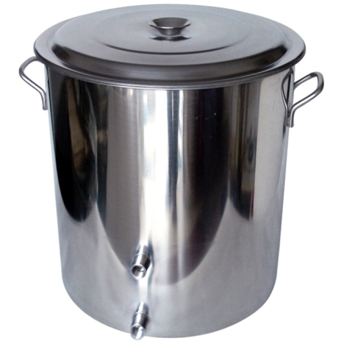 Stainless Steel Brewing Kettle